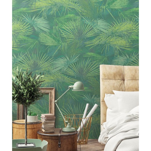 Fancy palm trees 4