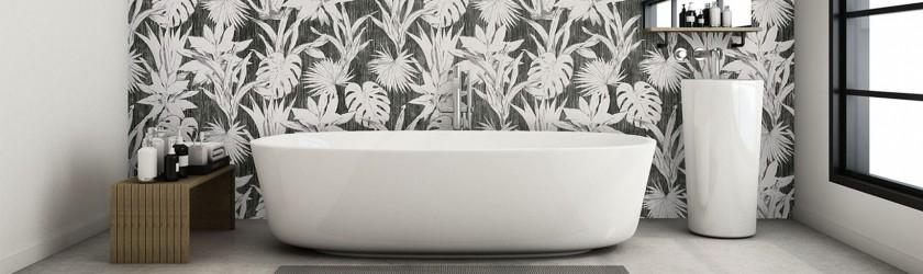 Object wallpaper / Wet system